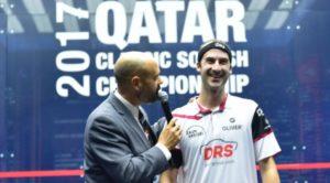 Qatar Classic Round Two
