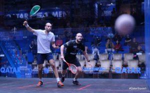 R2: Marwal ElShorbagy 3-1 Nicolas Mueller