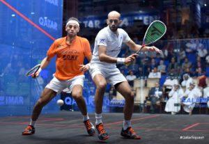 PSA Quarters Roundup : Marwan stuns Mohamed