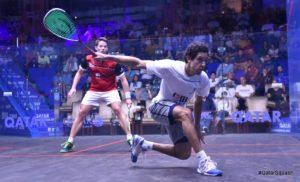 R1: Tarek 3-1 Raphael
