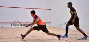 R1: Saurav 3-0 Mahesh