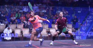 R2: Karim Abdel Gawad 3-1 Cesar Salazar