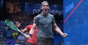 QF: Paul Coll 3-0 Zahed Salem
