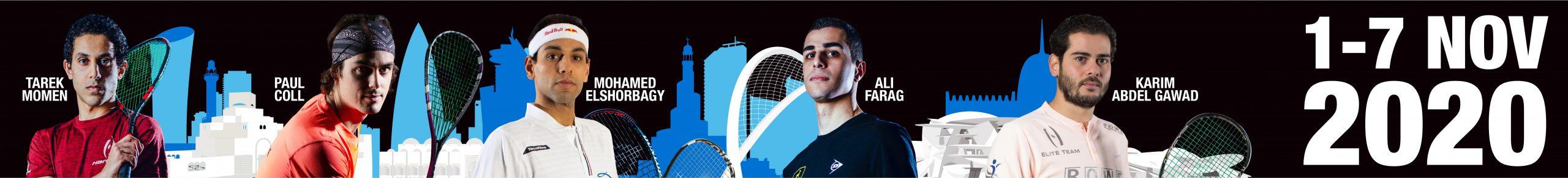 Qatar Classic Squash Championship 2020
