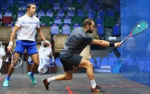 R2: Gregoire Marche 3-0 Mohamed ElSherbini