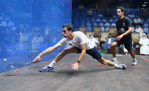 SF: Ali Farag 3-0 Tarek Momen