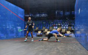 R2: Joel Makin 3-0 Mohamed Abouelghar