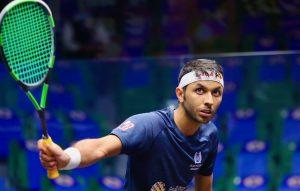 QSA Men's Squash Tournament gets underway